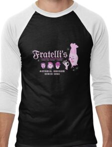 Fratelli's Family Restaurant Men's Baseball ¾ T-Shirt