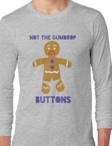 Le Gumdrop Buttons  Long Sleeve T-Shirt