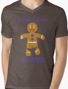 Le Gumdrop Buttons  Mens V-Neck T-Shirt