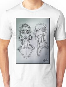 SHARP 3 - HJS Unisex T-Shirt