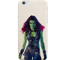 Gamora from Guardians of the Galaxy iPhone Case/Skin