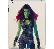 Gamora from Guardians of the Galaxy iPad Case/Skin