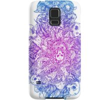 Goats and skulls and gore oh my! Samsung Galaxy Case/Skin