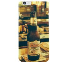 Coors Light iPhone Case/Skin