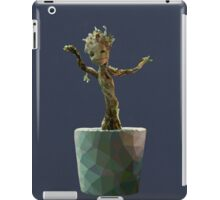 Baby Groot from Guardians of the Galaxy iPad Case/Skin