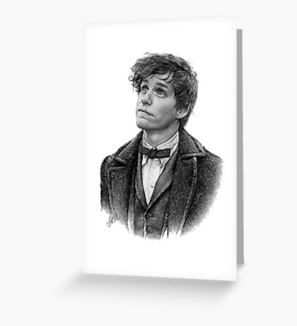 Norbert Dragonneau Greeting Card