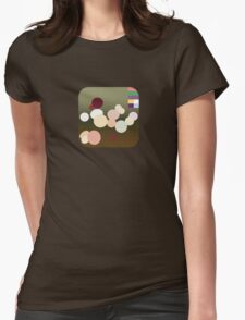 There's an app for that Power Corruption and Lies Womens Fitted T-Shirt