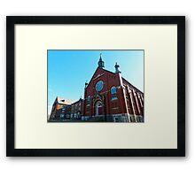 Arcadia Academy   Framed Print