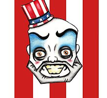 Captain Spaulding by Claire Hawken
