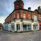 Rosemary Lane, Richmond by English Landscape Prints