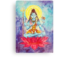 Destruction, Shiva Metal Print