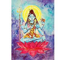 Destruction, Shiva Photographic Print