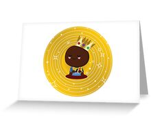 Little Smalls Greeting Card