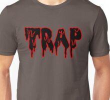 trap - black Unisex T-Shirt