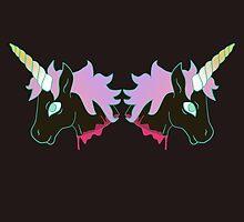 Bloody unicorn (dark) by RoxanelaBanane