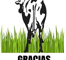 GRACIAS (Thank You) by DolceandBanana