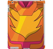 Hot Rod 'chestbot' iPad Case/Skin