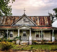 Tin Roof......RUSTED!  by Kyle Wilson