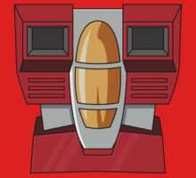 Starscream 'chestbot' by Dave Brogden