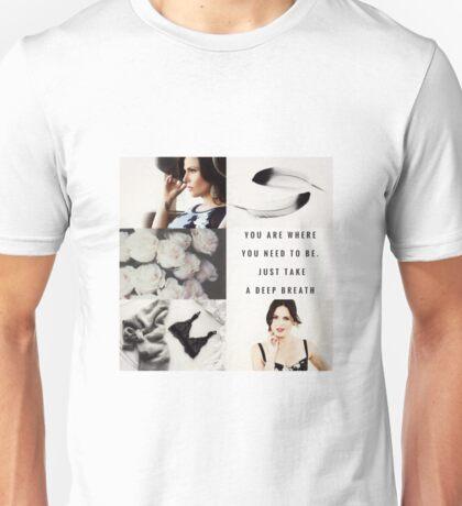 Lana Parrilla -Hope Unisex T-Shirt