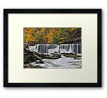 Great Falls of Tinker's Creek Framed Print
