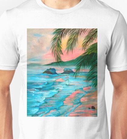 PINK SUNSET 11 Unisex T-Shirt