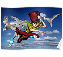 Airmail Graffiti - Coming to a wall near you Poster