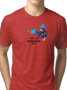 Pokemon /A MOSCHINO NEBBY Tri-blend T-Shirt