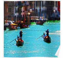 Venice, Grand Canale 1307065890 Poster