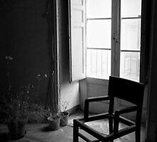 Broken chair by DonatellaLoi