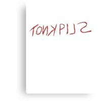 Tonkpils! Canvas Print
