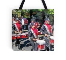 Drum Section Tote Bag