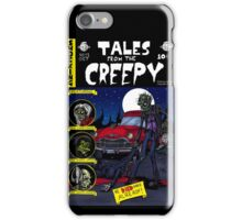 Tales From The Creepy iPhone Case/Skin