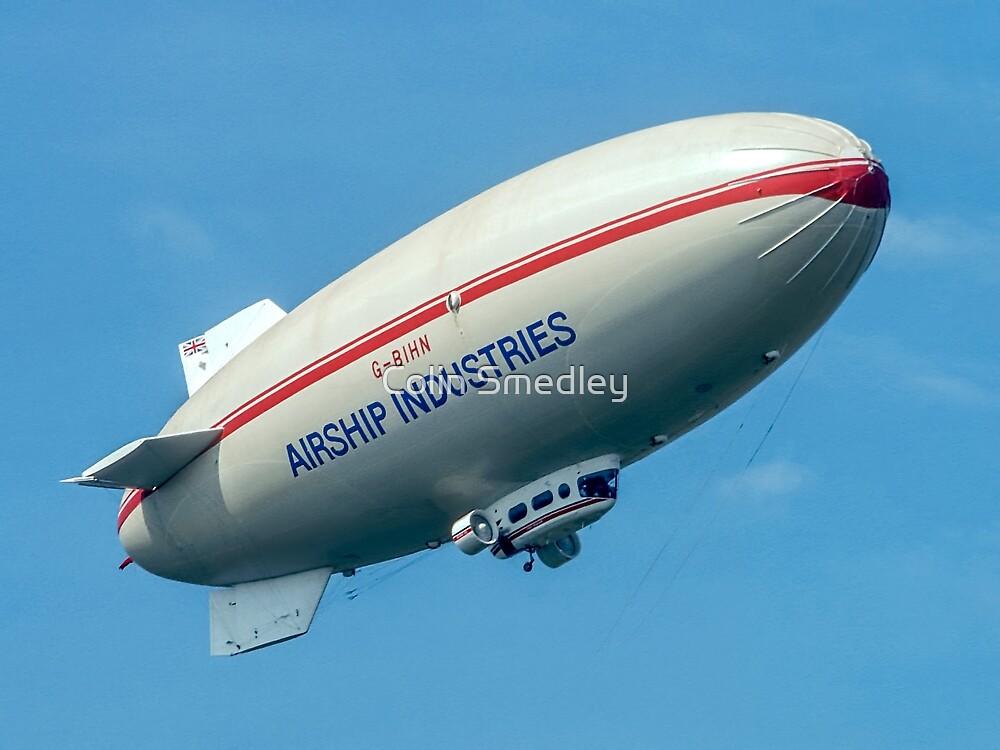 Skyship 500 G-BIHN by Colin Smedley