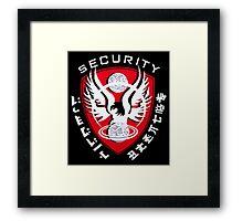 Firefly Alliance Security Framed Print