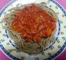 Very Tasty Bolognese Sauce by Michael Redbourn