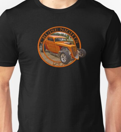 Cruise Nights U S A #9 Unisex T-Shirt