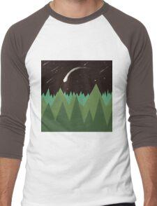 Falling Stars Men's Baseball ¾ T-Shirt