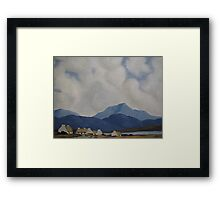 Connemara 1 Framed Print