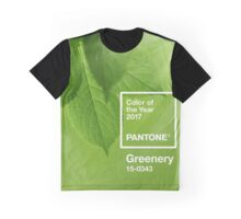 pantone greenery Graphic T-Shirt