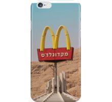 McDonalds-On-Sea iPhone Case/Skin