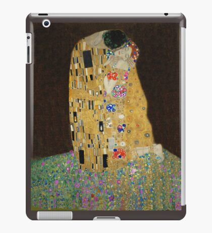 Gustav Klimt the Kiss iPad Case/Skin