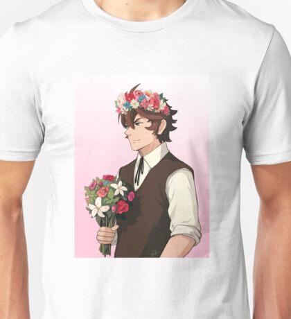 Flower Crown Frederick  Unisex T-Shirt