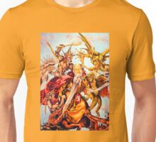 Saint Jerome Tormented by Demons Unisex T-Shirt