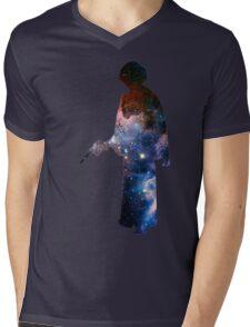 Princess Leia  Mens V-Neck T-Shirt
