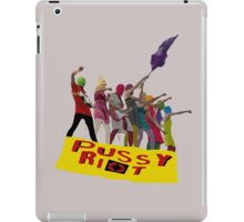 PUSSY RIOT iPad Case/Skin