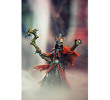 Lich - Reaper Miniatures Photographic Print