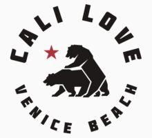 Cali Love - Venice Beach by JamesShannon