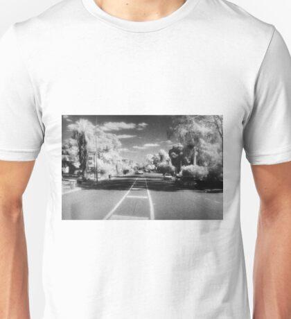 Jull St, Armadale, Infrared Unisex T-Shirt