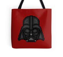 Darth Vader Pixel Tote Bag